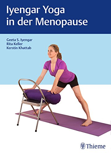 Iyengar-Yoga in der Menopause (German Edition) eBook: Geeta ...