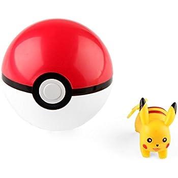 VERY100 9pcs Pokeballs Pokemons Cadeaux Jouets Ultra GS Cosplay Pop-up Monstre