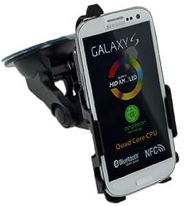 Auto Halterung KFZ PKW Halter Autohalterung Holder fuer / Samsung Galaxy S4 (i9505 LTE) S IV - SIV / Car Holder *1A Qualität SPEZIELL HALTERUNG*