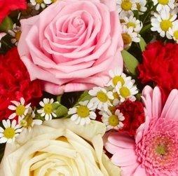 """Blumenstrauß """"Herzensfreude"""" von florito - Du und dein Garten"""