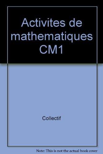 Activites de mathematiques CM1