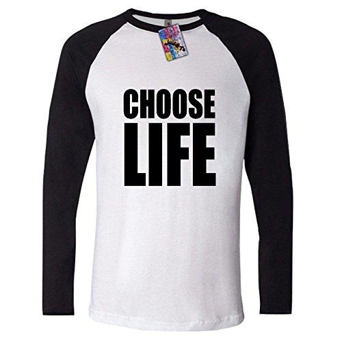 CHOOSE LIFE long sleeve