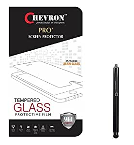 Chevorn 0.3mm Pro Tempered Glass Screen Protector For Samsung Galaxy On7 With Stylus