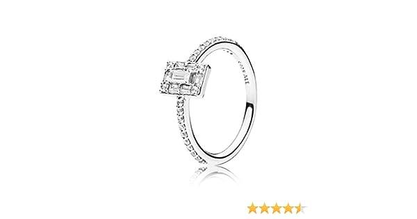 Damen Ice Ring Pandora 197541cz Luminous sthdrCQx