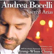 Sacred Arias [CASSETTE]