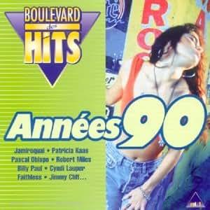 Boulevard Des Hits Années 90 Vol 1