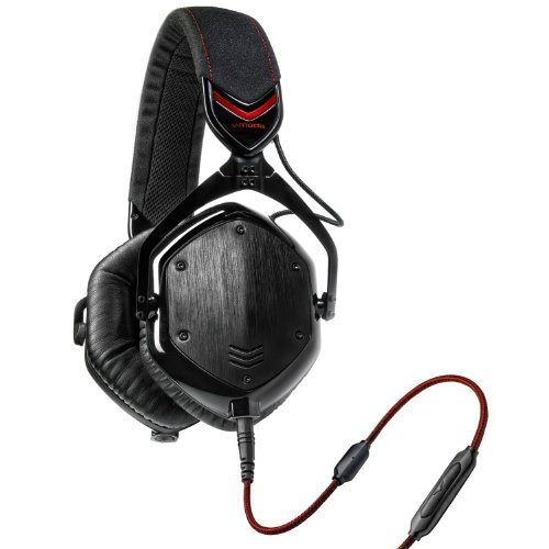 V-MODA Crossfade M-100 Over-Ear Kopfhörer Shadow - 9