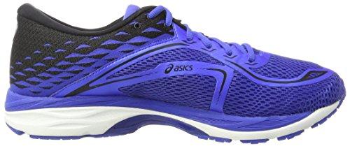 Asics Gel-Cumulus 19, Scarpe Running Donna Blu (Blue Purple/black/flash Coral)