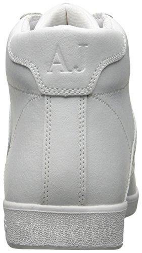 Armani 935566cc500, Sneaker Alte Uomo White