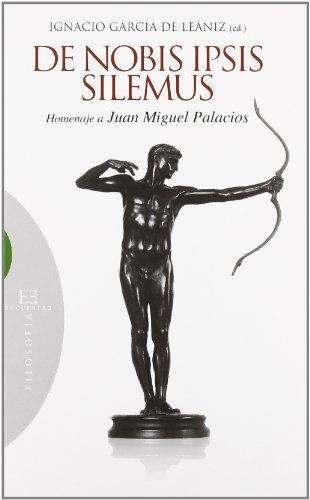 De nobis ipsis silemus: Homenaje a Juan Miguel Palacios (Ensayo)