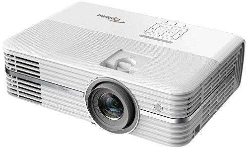 Optoma UHD300X 4K UHD 2200 Lumens Projector - White