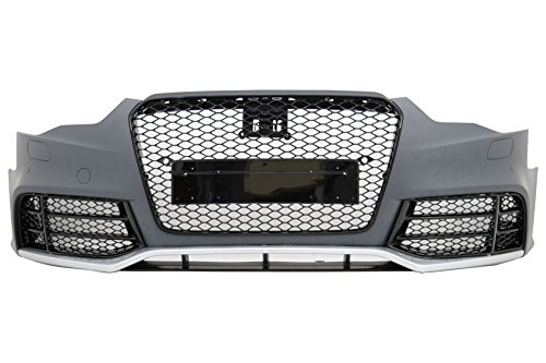 Kitt Fbaua58tfrsb pare-chocs avant rénovation (2012-2015) Honey Comb Grille PDC SRA