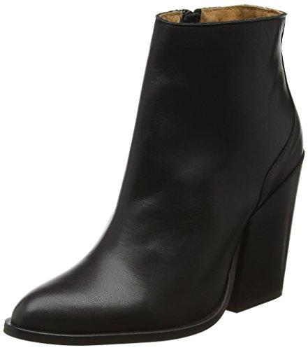 Selected Tania, Bottes Classiques femme Noir - Noir