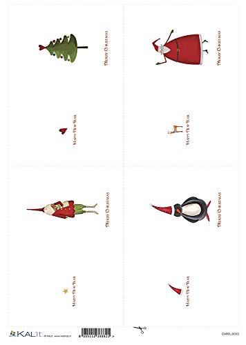 Accademia del Craft sales 32 x 45 cm, Weihnachts Stiefelchen, Seidenpapier Polsterpapier Geschirrpapier Papckpapier (Seidenpapier Mulberry)