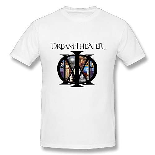 zenthanetee-mens-dream-theater-band-t-shirt-us-size-l-white