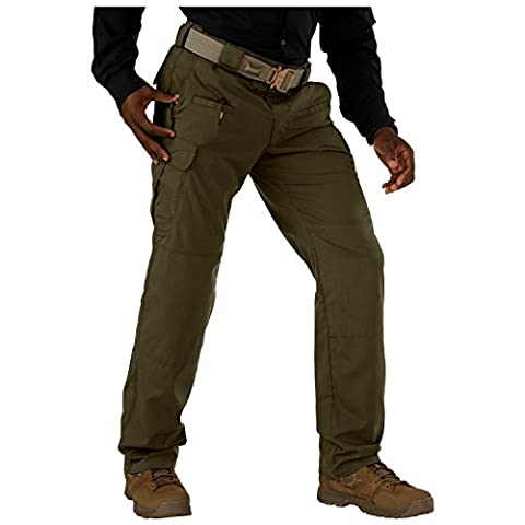 5.11 #74369 Men's Stryke EDC Pants w/ Flex-Tac, Tundra, 34-34