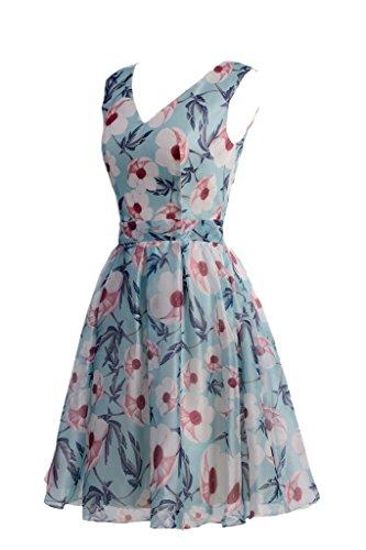 TOSKANA BRAUT -  Vestito  - Sera  - Donna Multicolore - Modell 2