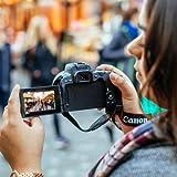 Canon EOS 200D Spiegelreflexkamera SLR Kit 18-55mm III Objektiv - 5