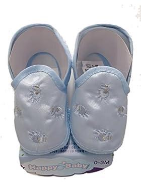 Patucos Bebé 0–3m Astral en tejido Efecto Seda