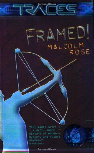 Framed! (Traces: Luke Harding, Forensic Investigator)