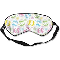 Eye Mask Eyeshade Easter Color Egg Sleeping Mask Blindfold Eyepatch Adjustable Head Strap preisvergleich bei billige-tabletten.eu
