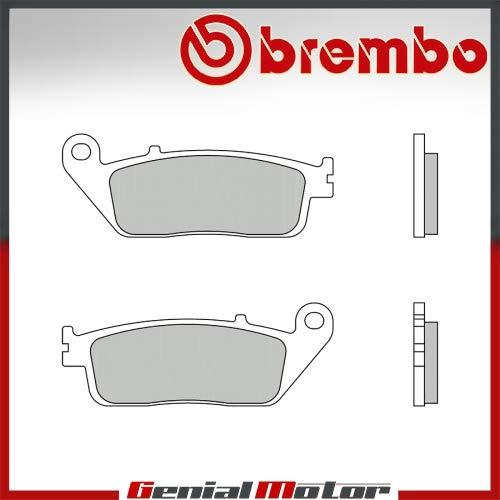 Pastiglie Brembo Freno Posteriori 07075.XS per SILVER WING 400 2006 > 2008