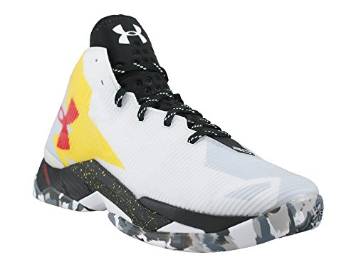 """Under Armour Basket Curry 2.5 """"Maryland"""" art. 1274425-105 MainApps multicolor"""