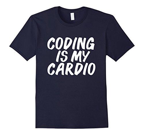 Men's Coding Is my Cardio Comput...