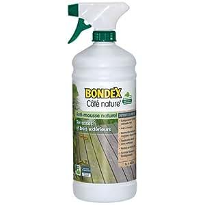 ***Anti-mousse naturel 1L, Bondex
