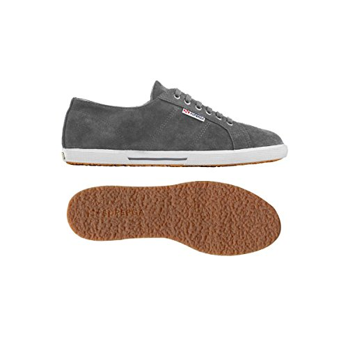 Superga , Baskets mode pour homme Gris - Grey Mineral