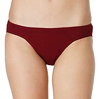 Adira Women's Cotton Period Panties Hipster