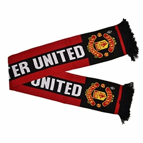 manchester-united-fc-echarpe-bc-scarf-en-tricot-jacquard-100-acrylic-dimensions-environ-132-cm-x-19-