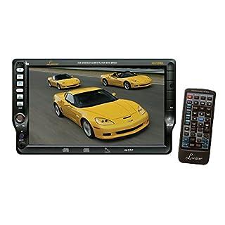 Pyle TFT Sensorbildschirm DVD/VCD/CD/MP3/CD-R/USB/AM/FM/RDS Empfänger 17,78 cm (7 Zoll)