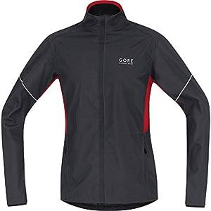 GORE WEAR Herren Essential Windstopper Active Shell Partial Jacket Jacke