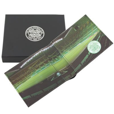 Celtic FC en cuir Wallet – Panoramic – Cadeaux de football