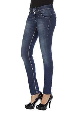 Cipo & Baxx Damen Jeans