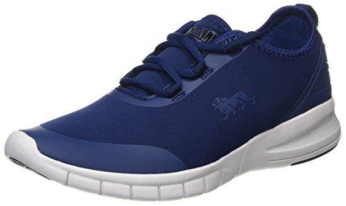 Lonsdale Herren Zambia Outdoor Fitnessschuhe Blau (navy / Bianco)