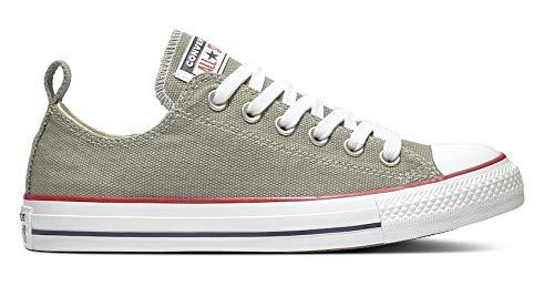 Converse Unisex-Erwachsene Chuck Taylor All Star Sneaker Mehrfarbig Vintage Lichen 000, 41.5 EU