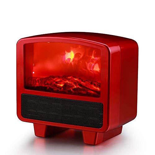 ROLL Calentador portátil, hogar de Ahorro de energía, Ajuste de Temperatura de 3 velocidades Temperatura...