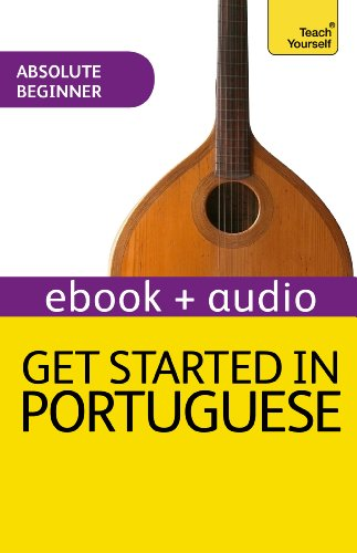 Get Started in Beginners Portuguese: Teach Yourself (New Edition ...