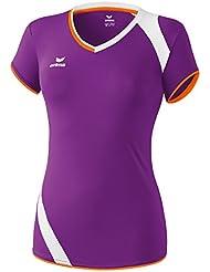 Erima Mujer Tank Top Granada, todo el año, mujer, color Purple/Orange/Weiß, tamaño 50 [DE 48]