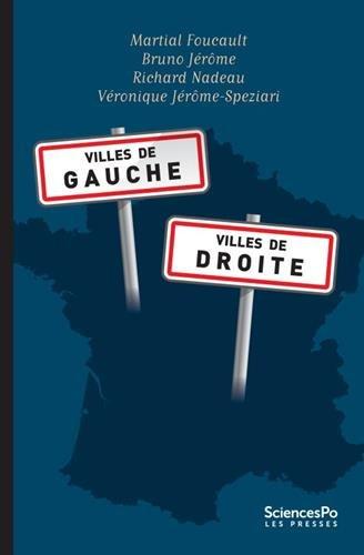 Villes de gauche, villes de droite : Trajectoires politiques des municipalités françaises de 1983 à 2014