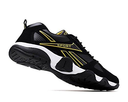 Maschi Autunno yellow Scarpe Traspirante Accogliente luce Libero Inverno Sportive Tempo jogging Scarpa ZwZFHrEq