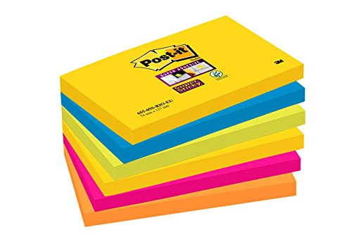 post-it-super-sticky-notes-76mm-x-127mm-rio-colour-collection-6-pads-90-sheets-per-pad