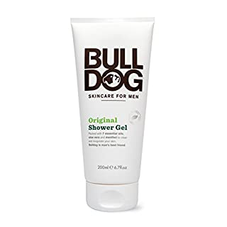 Bulldog Natural Skincare Original Showergel for Men 200ml