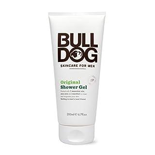 Bull Dog Skincare for Men Original Shower Gel 6.70 Ounces