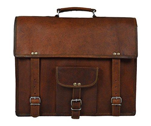 630db47924 Adimani Shoulder Satchel Bags Crossbody Messenger Leather Bags Vintage  Travel Br