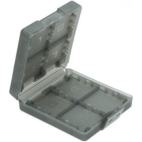 16 En 1 Funda Caja Protectora De Tarjeta Memoria Storage Juegos Nintendo 3DS