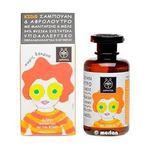 apivita-kids-hair-body-wash-with-tangerine-honey-250ml