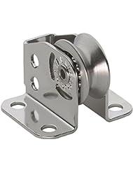 Sprenger Poulie verticale MICRO XS avec 1 réa inox pour cordage Ø 4 mm